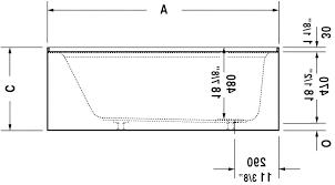 size of bathtub average toilet dimensions bathtub height photo 5 of bathtubs idea bath tub dimensions