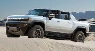 The 2022 Gmc Hummer Ev Boasts Lockers And Up To 15 9 Inches Of Ground Clearance Carscoops Hummer Gmc Goodyear Wrangler