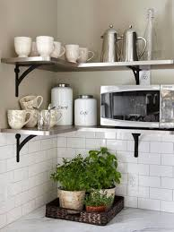 Kitchen Corner Shelves 20 Amazing Corner Shelves To Use The Empty Corners Space Page