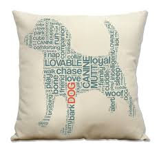 Decorative Pillows Dogs