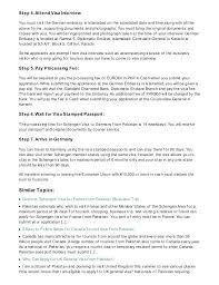 Visa Application Cover Letter Covering Letter Sample For Schengen Visa Letters Of