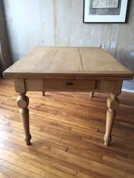 sold tuscan antique dining table extends