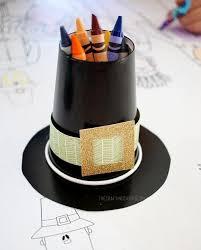 best diy crafts ideas diy pilgrim hat crayon holder perfect for entertaining the kids at thanksgivin