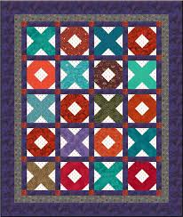 Baby Quilt Patterns for Boys and Girls & X's and O's Baby Quilt Pattern with Sashing Adamdwight.com