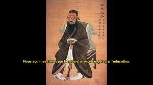 Cdj Comme Citation Du Jours Confucius Partie 1