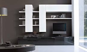 wall cabinets living room furniture. Awe-inspiring Wall Mount TV Stand From Germany : Modern Living Room Cabinets Furniture Black And White With Functional Tv U