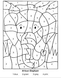 thanksgiving math coloring worksheets openzoeporg printable sheets multiplication worksheet
