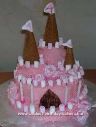 Homemade Princess Cake Ideas Coolest Rose Palace Gluten Free