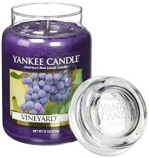 Yankee Candle Country Kitchen Amazoncom Yankee Candle Company Vineyard Large Jar Candle Home