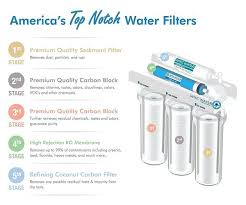 apec water filter system top tier 5 stage ultra safe reverse osmosis drinking water filter system