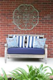 ... Beautiful Outdoor Living Room Decoration With Restoration Hardware  Outdoor Pillows : Captivating Front Porch Decoration Ideas ...
