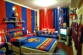 Skylander Bedroom Decor Soccer Themed Bedroom Ideas Football Bedroom  Decorating Ideas Plus Soccer Themed Room Plus . Skylander Bedroom ...