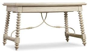 casual cottage coastal writing desk with drop front drawer