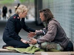 Image result for Salvation army homeless