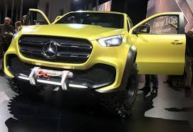 bmw bakkie 2018. exellent bakkie first premium german bakkie mercedesbenz revealed its xclass bakkie  globally expect the to arrive in sa 2018 image ferdi de vos in bmw 2018 t