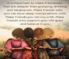 Quotes On Friendship Adorable HAPPY FRIENDSHIP DAY Quotes Images Inspirational Quotes