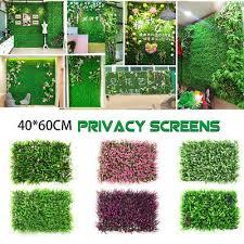 garden wall artificial grass plant