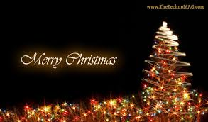 Merry Christmas Tree Free Download Wallpaper 2018
