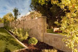 Image result for Concrete wall between homes