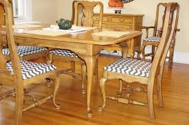 reupholstering a dining chair. Reupholstered Dining Chair Seat Cushions Reupholstering A S