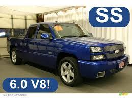 All Chevy chevy 1500 ss : 2003 Arrival Blue Metallic Chevrolet Silverado 1500 SS Extended ...
