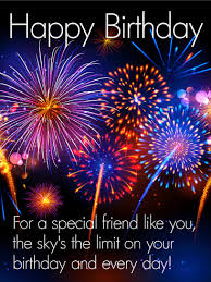 Birthday On Day Card I Hope Your Day Shines Happy Birthday Card For Friends Birthday