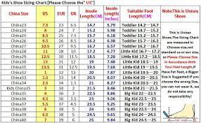 Us Shoes Size Chart To China Bedowntowndaytona Com