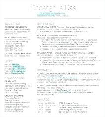 Phd Resume Template Scientific Resume Template The Best Computer