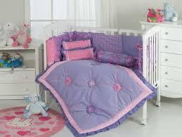 Simple hansome baby cot quilt set bumper cushion pillow sheet pink ... & Simple hansome baby cot quilt set bumper cushion pillow sheet pink lilac 1  ... Adamdwight.com