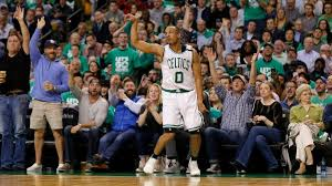 NBA playoffs: Celtics take series lead with 22-point win over Wizards ...