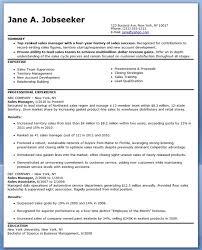 Sales And Marketing Resume Examples Musiccityspiritsandcocktail Com