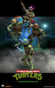ninja turtles 2014 poster.  Turtles TMNT Teenage Mutant Ninja Turtles 2014 Poster And