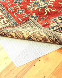 rug non slip pad rug non slip rug pad safe for hardwood floors rug slips off pad discoclubs info
