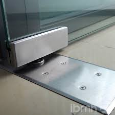 herraje pivotante vidrio cierrapuertas piso bisagra hidraulica para puertas vidrio hidraulicas zocalo cerradura hydraulic door closer