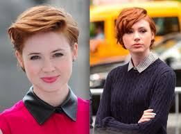 Celebrity Short Hairstyles 28 Inspiration 24 Super Cool Hairstyle Ideas For Women With Short Thick Hair