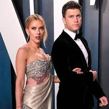 Pandemic Wedding to Colin Jost