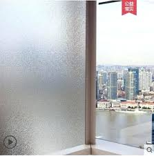 frosted glass sticker free plastic frosted glass stickers office window stickers window paper toilet transpa opaque