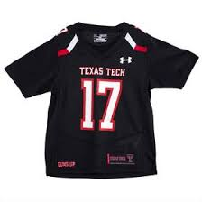 under armour youth. ua sideline replica football jersey youth #17 under armour