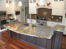 excellent kitchen countertop s granite vs quartz and kitchen