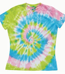 cool diy tie dye shirts easy spiral tie dye technique a fun project for the kids
