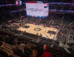 State Farm Arena Seating Chart Atlanta State Farm Arena Section 207 Seat Views Seatgeek