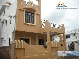 Small Picture Front Elevation Indian House Designs