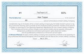 download stock certificate template llc member certificate template best of free stock