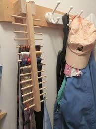 tips terrific tie rack for closet organizer