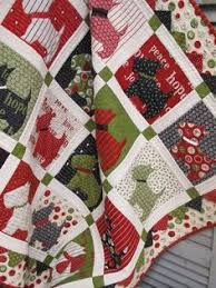 Scottie dog quilt - wip block | Dog quilts, Dog and Patchwork & Scottie dog Christmas quilt :) Colorful and festive quilt! Adamdwight.com