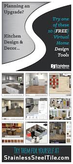 Design A Kitchen Free Online 25 Best Ideas About Virtual Kitchen Designer On Pinterest