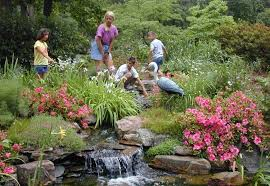Small Picture Children gardens nature play creating landscapes for nature play