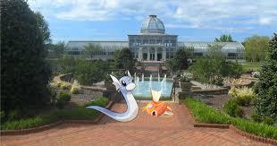 lewis ginter botanical garden introduces pokémondays in august wtvr com