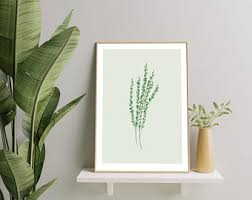 Maybe you would like to learn more about one of these? Dessin De Thym Etsy
