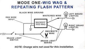 tail lights Wig Wag Flasher Wiring Diagram repeating pattern, one time pattern galls wig wag flasher wiring diagram